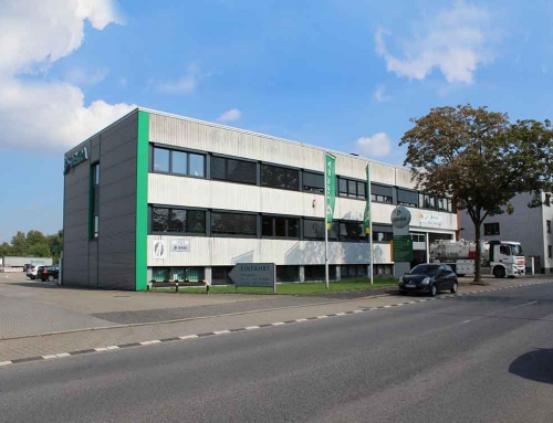 Duisburg, Theodor-Heuss-Straße